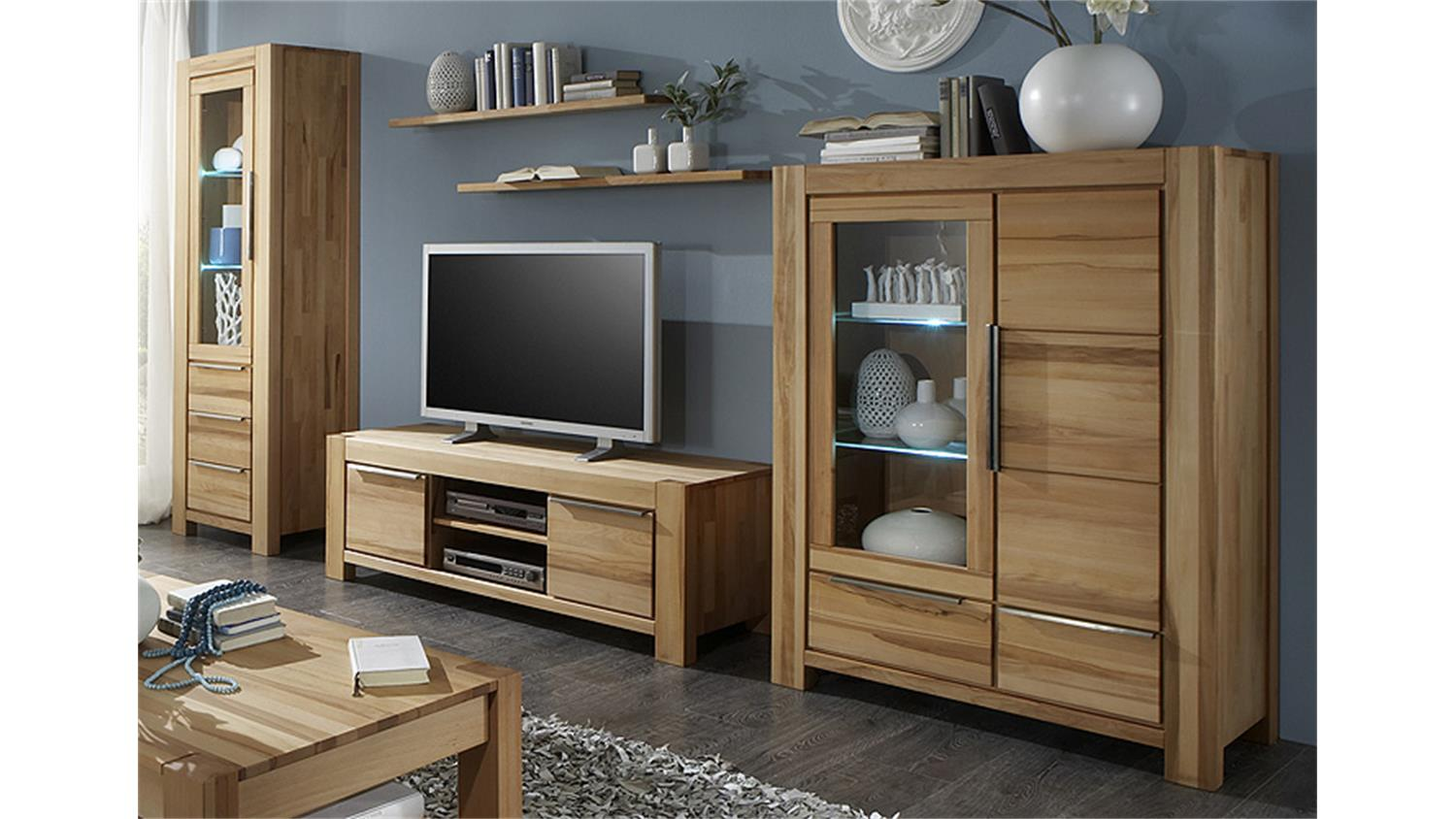 moebel de wohnwand innen und m belideen. Black Bedroom Furniture Sets. Home Design Ideas