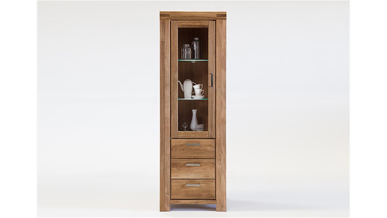 standvitrine wildeiche bestseller shop f r m bel und einrichtungen. Black Bedroom Furniture Sets. Home Design Ideas