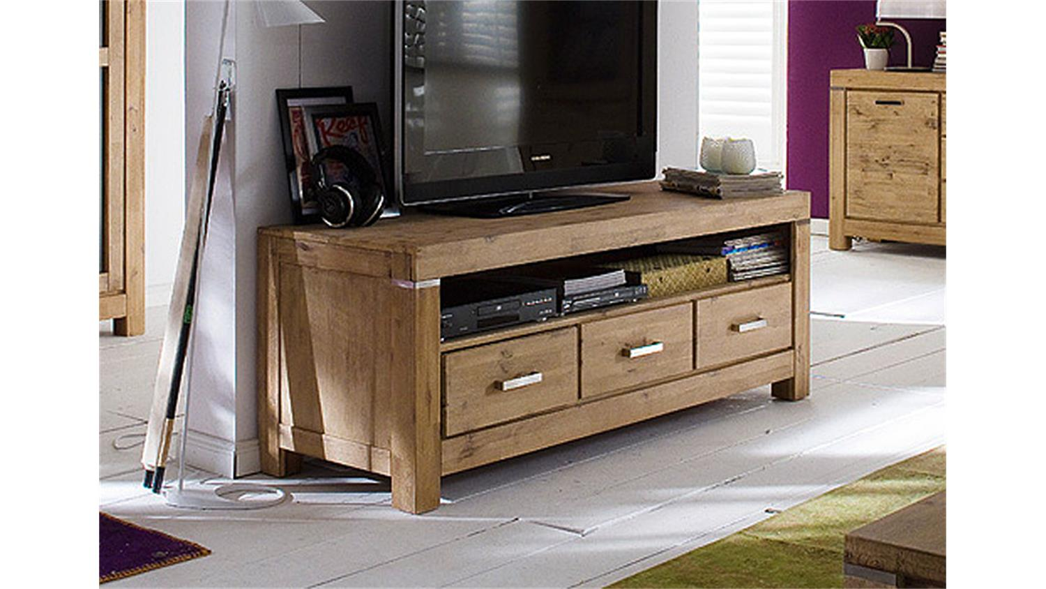 tv board victoria akazie massiv sand ge lt und gek lkt. Black Bedroom Furniture Sets. Home Design Ideas