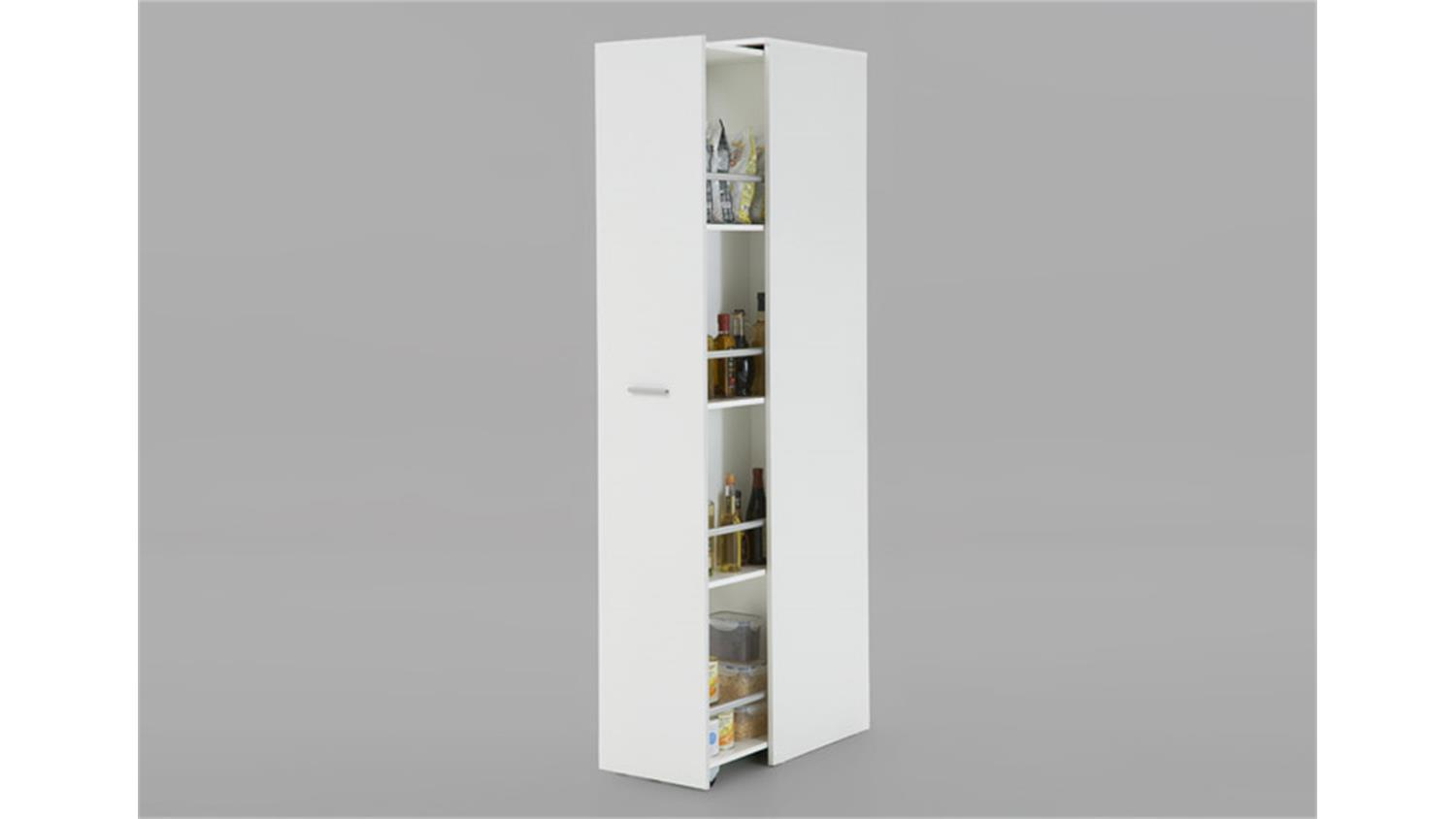 apothekerschrank ronda 1 schrank in wei b 35 cm. Black Bedroom Furniture Sets. Home Design Ideas