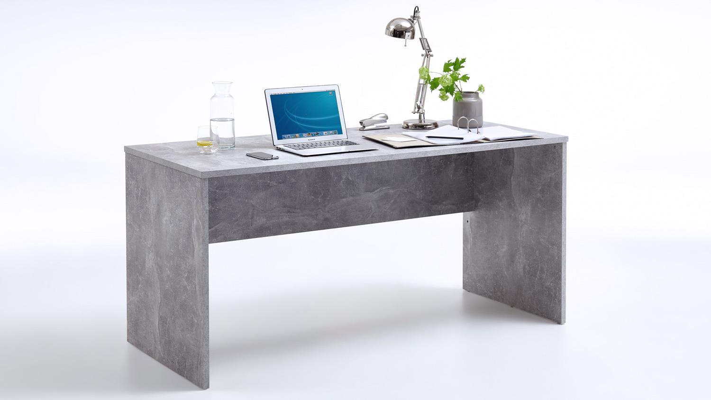 schreibtisch brick b rotisch computertisch home office. Black Bedroom Furniture Sets. Home Design Ideas
