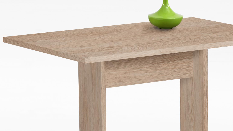 Esstisch BANDOL 2 Eiche 110x70 cm Küchentisch Esszimmer