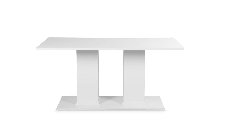 Esstisch Landwood Esszimmertisch Tisch Weiß Landhausstil