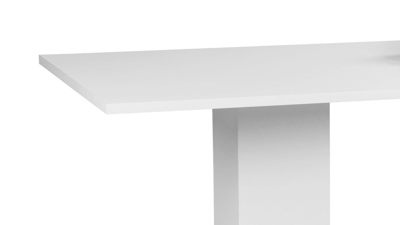 esstisch landwood esszimmertisch tisch wei landhausstil. Black Bedroom Furniture Sets. Home Design Ideas