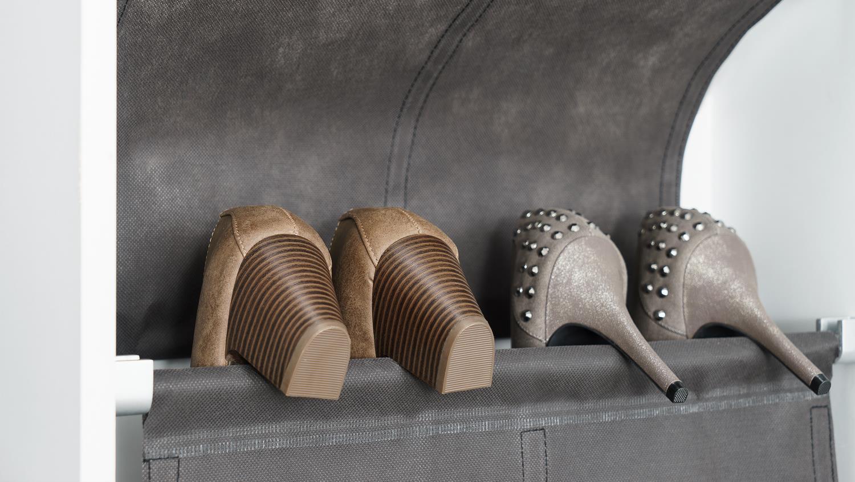 schuhschrank zuma schuhregal schuhkipper schrank wei. Black Bedroom Furniture Sets. Home Design Ideas