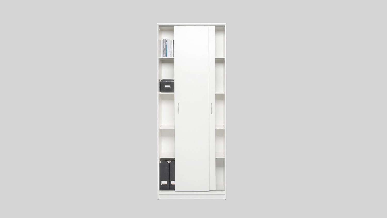 schiebet renschrank kiel 14 schrank aktenschrank regal in wei. Black Bedroom Furniture Sets. Home Design Ideas