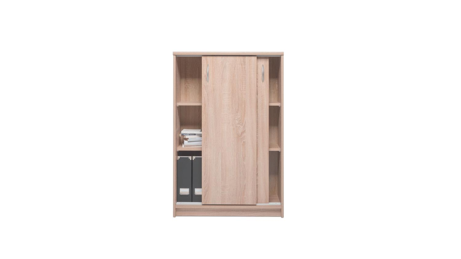 schrank sonoma eiche highboard schrank calpe sonoma eiche s gerau tv kommode village tv. Black Bedroom Furniture Sets. Home Design Ideas