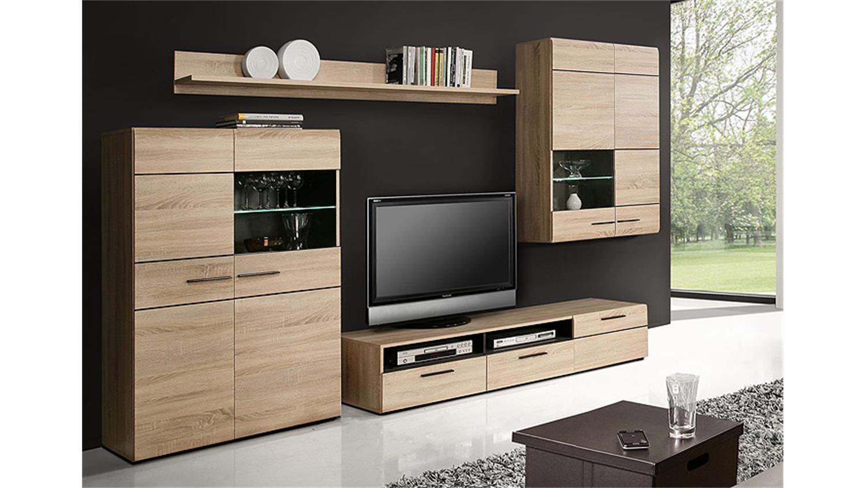 wohnwand combino bestseller shop f r m bel und einrichtungen. Black Bedroom Furniture Sets. Home Design Ideas