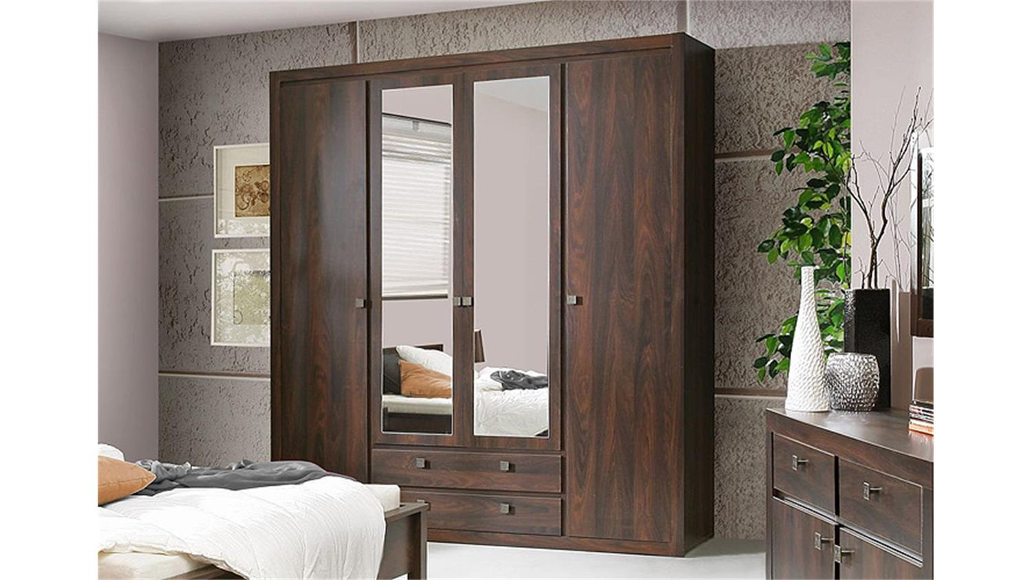 kleiderschrank indigo schrank in eiche durance kolonialstil. Black Bedroom Furniture Sets. Home Design Ideas