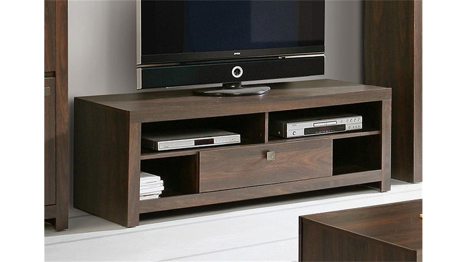 tv board indigo lowboard unterschrank in eiche durance. Black Bedroom Furniture Sets. Home Design Ideas