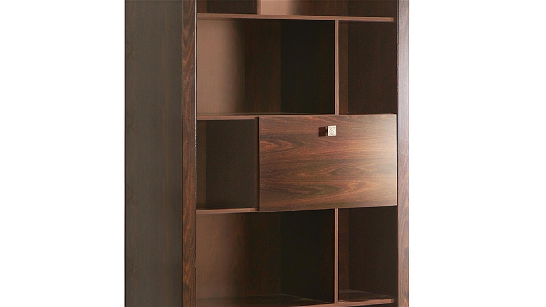 regal ii indigo standregal schrank in eiche kolonialstil. Black Bedroom Furniture Sets. Home Design Ideas