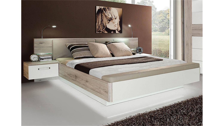 Schlafzimmer mit boxspringbett: schlafzimmer kernbuche ...