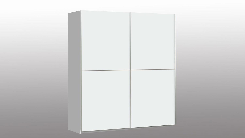 schwebet renschrank winner kleiderschrank schrank in wei 170x190 cm. Black Bedroom Furniture Sets. Home Design Ideas