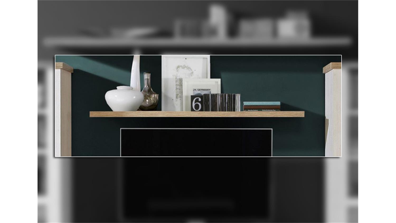 wandboard duro wandregal regalboard eiche antik 140 cm. Black Bedroom Furniture Sets. Home Design Ideas