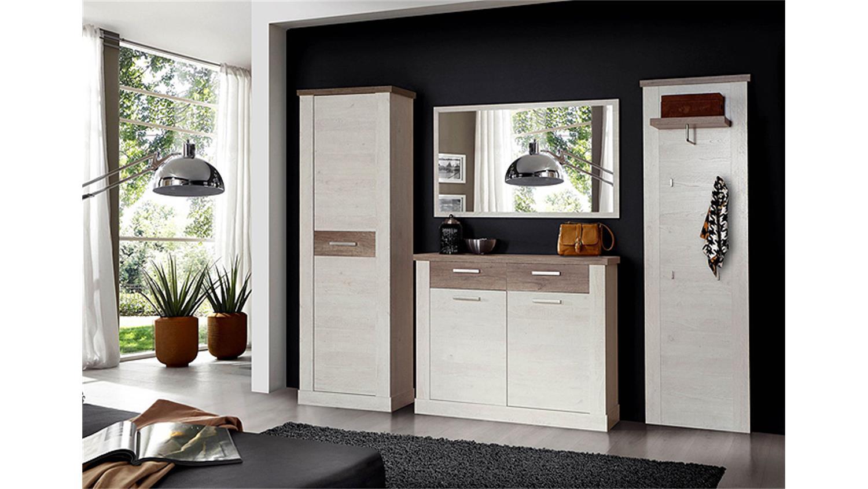 schuhschrank duro schuhkommode pinie wei eiche antik. Black Bedroom Furniture Sets. Home Design Ideas