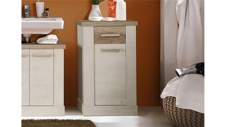 kommode duro badezimmerkommode pinie wei eiche antik. Black Bedroom Furniture Sets. Home Design Ideas