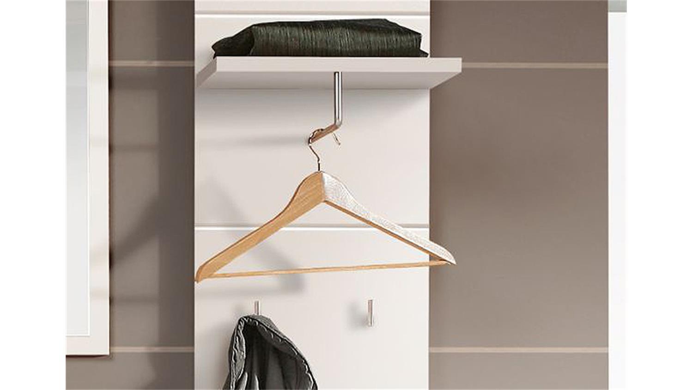 kleiderpaneel slate wandpaneel paneel wei hochglanz. Black Bedroom Furniture Sets. Home Design Ideas