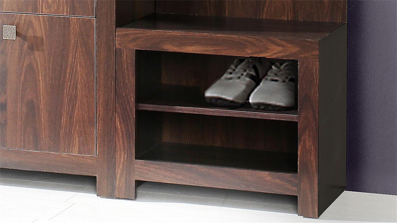 garderobenpaneel indigo garderobe eiche durance kolonialstil. Black Bedroom Furniture Sets. Home Design Ideas