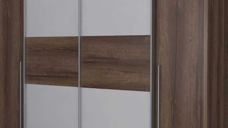 schwebet renschrank cool schrank 270 cm in schlammeiche. Black Bedroom Furniture Sets. Home Design Ideas