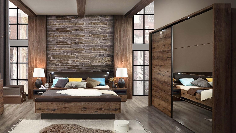 Schlafzimmer komplettset jacky bettanlage schrank kommode for Schlafzimmer komplettset