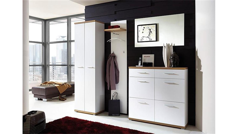 garderobenpaneel sonoma eiche garderobenpaneel nadia in eiche sonoma garderobenpaneel trerena. Black Bedroom Furniture Sets. Home Design Ideas