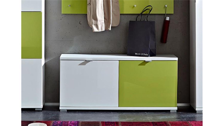 garderobe colorado set in wei gr n germania. Black Bedroom Furniture Sets. Home Design Ideas