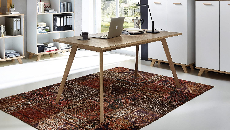 Brilliant Schreibtisch Oslo Sammlung Von