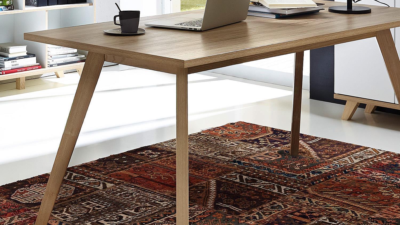 Malerisch Schreibtisch Oslo Foto Von