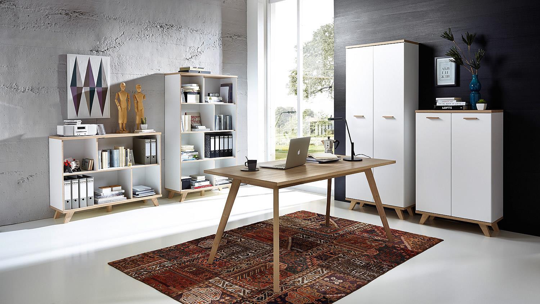 Cool Schreibtisch Oslo Dekoration Von