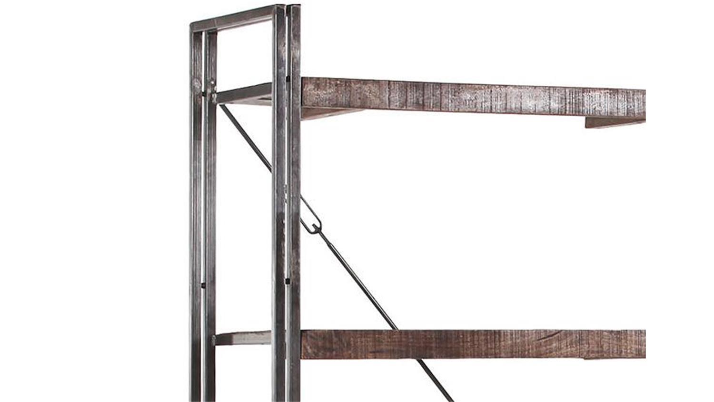 metall regal excellent fabelhafte ideen regale metall stecksystem und zufriedene neu haus. Black Bedroom Furniture Sets. Home Design Ideas