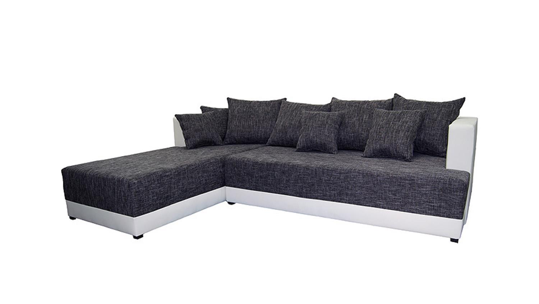 ecksofa menardi lawa grau wei 274x203 ottomane links. Black Bedroom Furniture Sets. Home Design Ideas