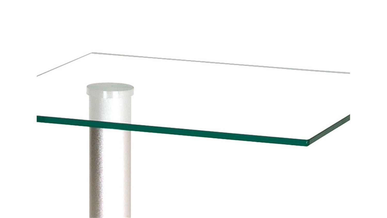 beistelltisch 33705 40x40 esg glas bodenplatte milchglas. Black Bedroom Furniture Sets. Home Design Ideas