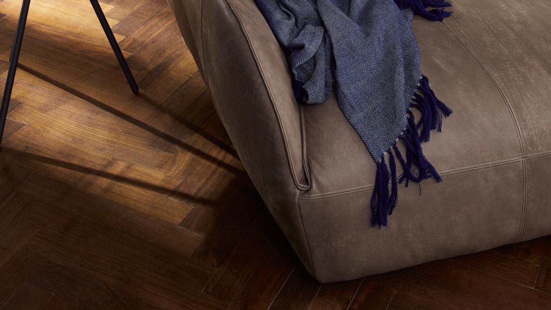 Hülsta Sofa Von Rolf Benz Ecksofa 480 Leder Grau Beige 318x164 Cm