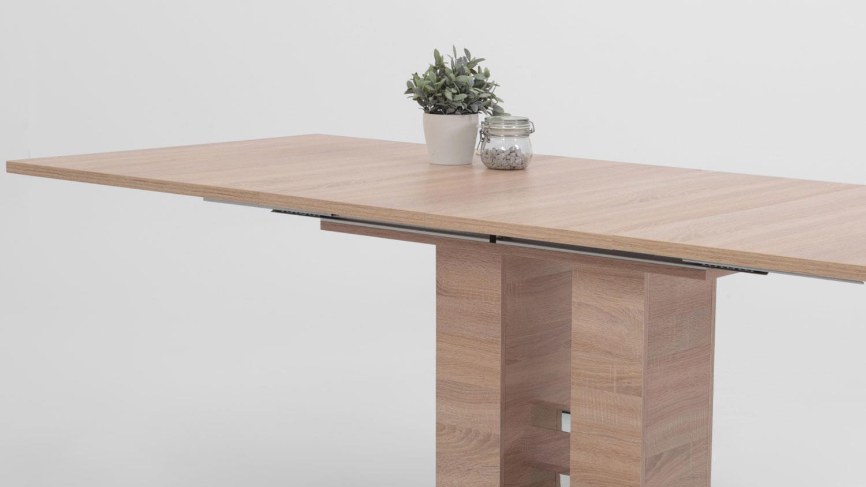 Esstisch HELENA 2 Tisch Küchentisch Esszimmertisch in Eiche Sonoma