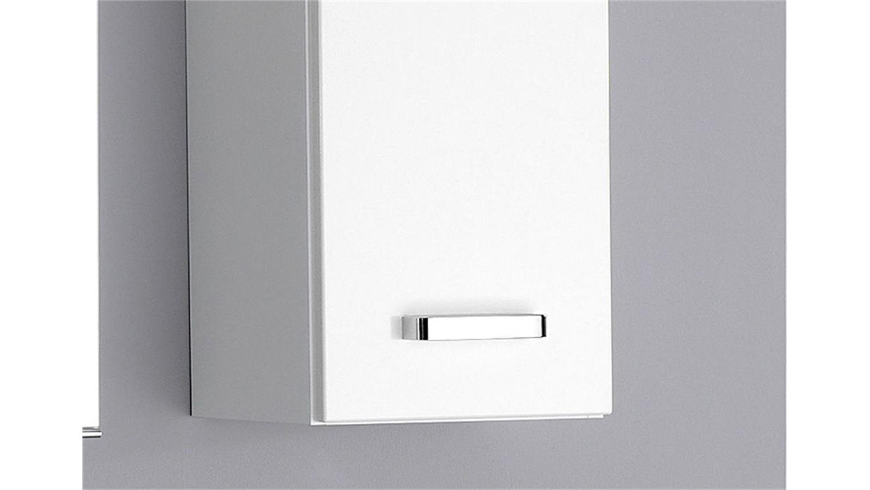 h ngeschrank bologna badm bel wei hochglanz softclose. Black Bedroom Furniture Sets. Home Design Ideas