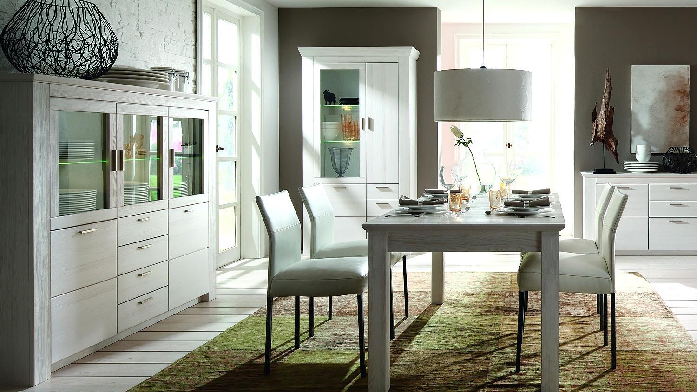 highboard weis landhaus die neuesten innenarchitekturideen. Black Bedroom Furniture Sets. Home Design Ideas