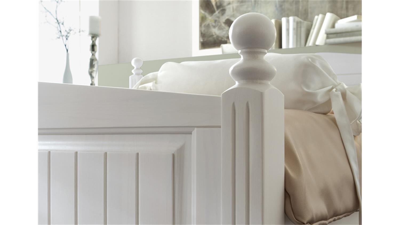 cinderella premium kiefer teilmassiv weiß - Kinderzimmer Cinderella Weis Kiefer Massiv