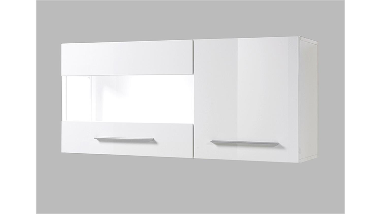 h ngevitrine star mdf wei hochglanz tiefzieh. Black Bedroom Furniture Sets. Home Design Ideas