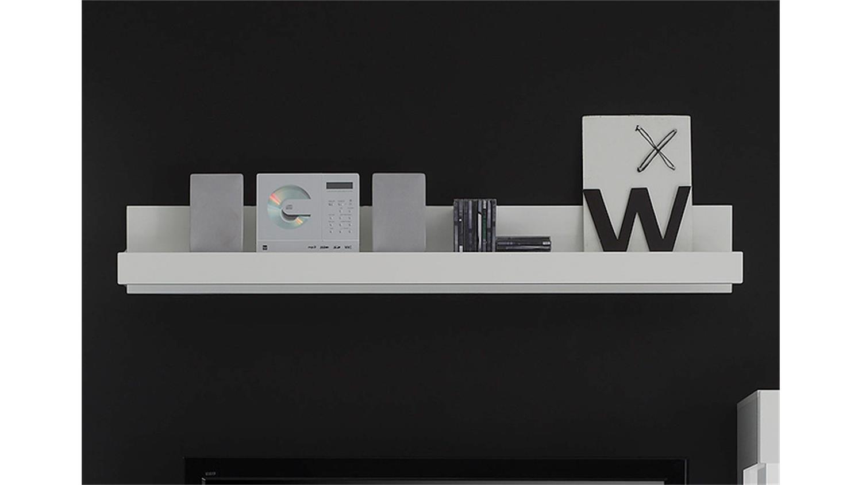 wandboard star mdf wei hochglanz tiefzieh. Black Bedroom Furniture Sets. Home Design Ideas