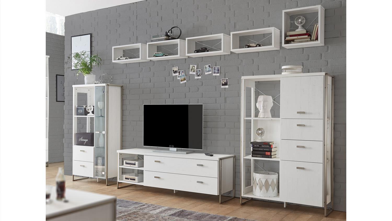 wohnwand frame bestseller shop f r m bel und einrichtungen. Black Bedroom Furniture Sets. Home Design Ideas