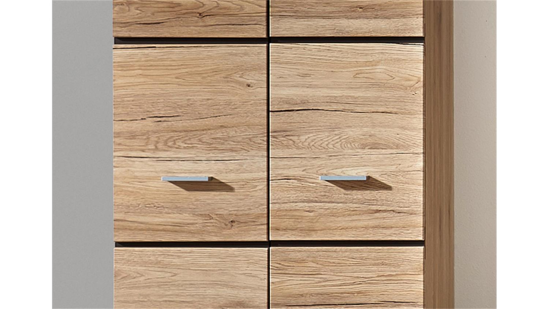 garderobenschrank fresh san remo eiche hell. Black Bedroom Furniture Sets. Home Design Ideas