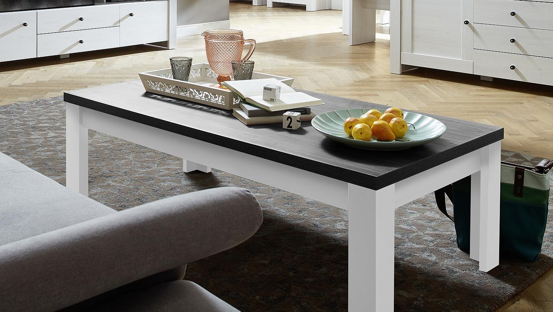 couchtisch antwerpen beistelltisch l rche und pinie dunkel. Black Bedroom Furniture Sets. Home Design Ideas
