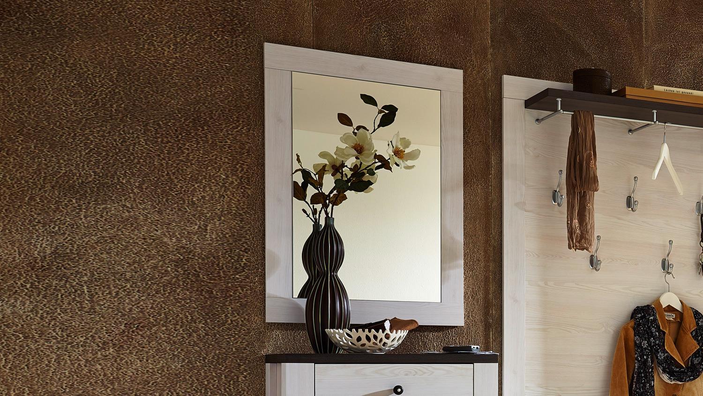 spiegel antwerpen wandspiegel in l rche 65x90 cm. Black Bedroom Furniture Sets. Home Design Ideas