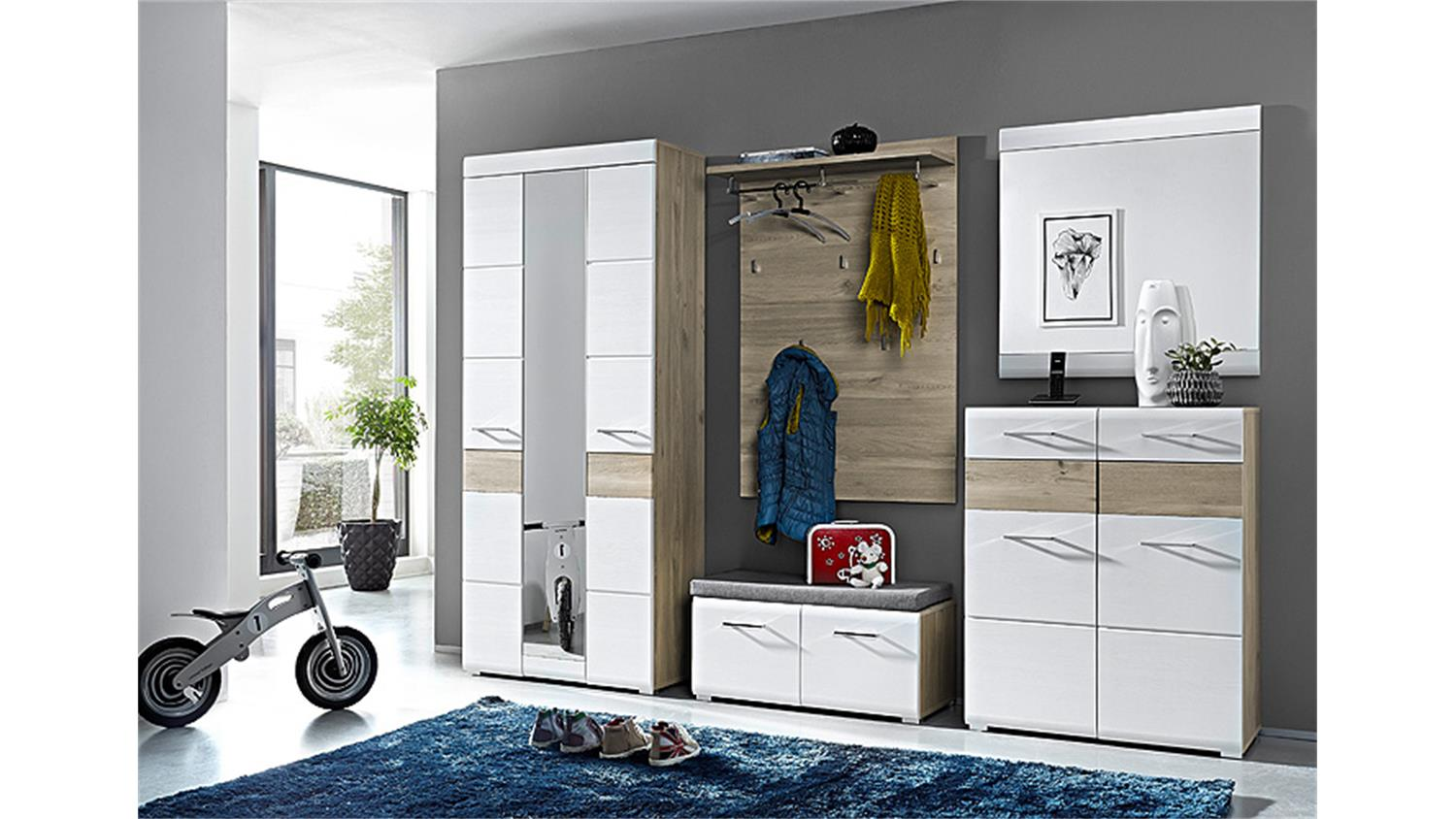 garderobe funny my blog. Black Bedroom Furniture Sets. Home Design Ideas