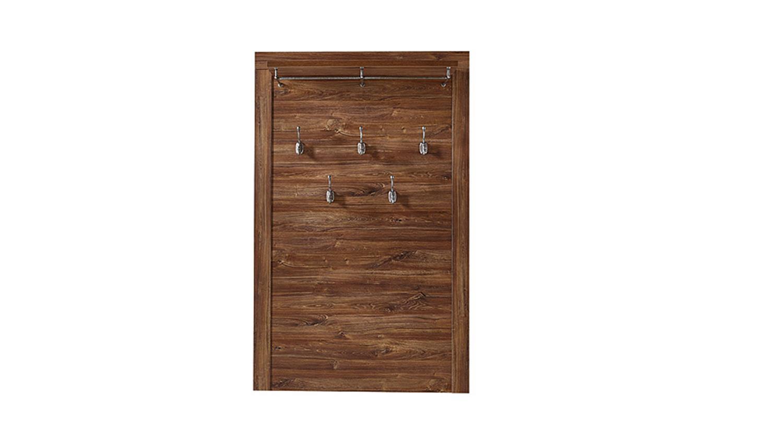 Garderobenpaneel br ssel garderobe paneel akazie dunkel for Garderobenpaneel shop