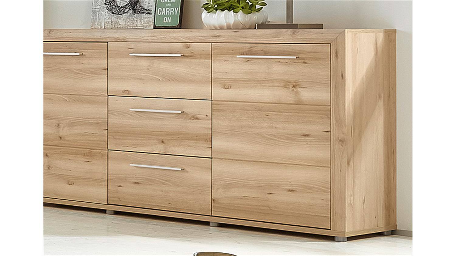 sideboard run kommode anrichte wohnzimmerkommode buche hell. Black Bedroom Furniture Sets. Home Design Ideas