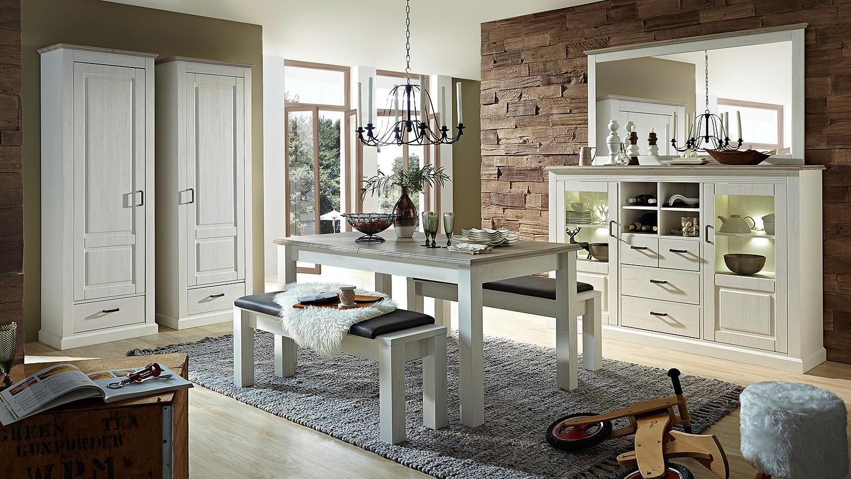 schrank lima stauraumelement schrank pinie hell und taupe. Black Bedroom Furniture Sets. Home Design Ideas