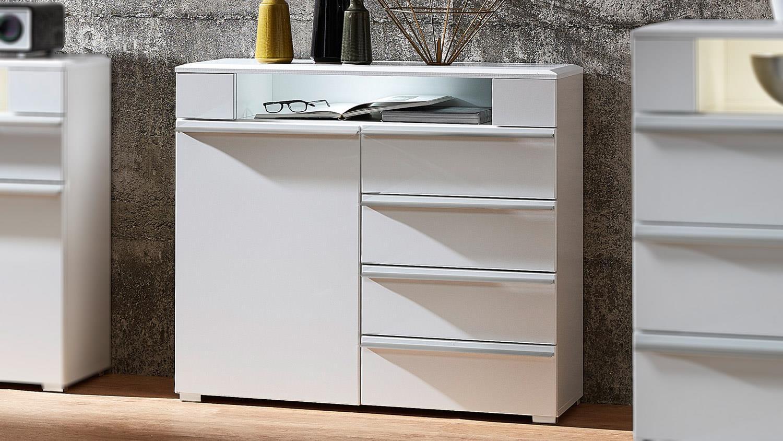led kommode simple kommoden mbel mbel u wohnen with led kommode medium size of sideboard. Black Bedroom Furniture Sets. Home Design Ideas