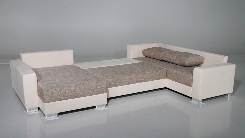 wohnlandschaft braun wei neuesten design kollektionen f r die familien. Black Bedroom Furniture Sets. Home Design Ideas