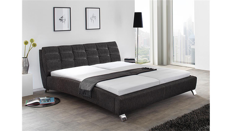 Cocoon Betten kristin weiß mit kopfteil 180x200 cm
